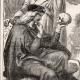 DETAILS 03 | Hamlet and Horatio in the Cemetery - Yorick's Skull - The Gravedigger Scene (Shakespeare)