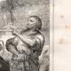 DETAILS 04 | Hamlet and Horatio in the Cemetery - Yorick's Skull - The Gravedigger Scene (Shakespeare)