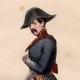 DÉTAILS 01   Uniforme Militaire - Costume - Guerres Napoléoniennes - Chirurgien Major