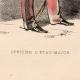 DÉTAILS 01 | Uniforme Militaire - Costume - Guerres Napoléoniennes - Officier d'Etat-Major