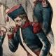 DÉTAILS 04   Uniforme Militaire - Costume - Guerres Napoléoniennes - Soldat Fantassin - Types d'Infanterie