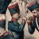 DÉTAILS 05   Uniforme Militaire - Costume - Guerres Napoléoniennes - Soldat Fantassin - Types d'Infanterie