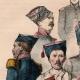 DÉTAILS 06   Uniforme Militaire - Costume - Guerres Napoléoniennes - Soldat Fantassin - Types d'Infanterie
