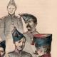 DÉTAILS 07   Uniforme Militaire - Costume - Guerres Napoléoniennes - Soldat Fantassin - Types d'Infanterie