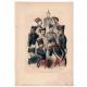 DÉTAILS 08   Uniforme Militaire - Costume - Guerres Napoléoniennes - Soldat Fantassin - Types d'Infanterie