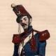 DÉTAILS 02 | Uniforme Militaire - Costume - Napoléon - Cavalerie - Elève de l'Ecole Militaire de Saumur