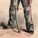 DÉTAILS 04 | Uniforme Militaire - Costume - Napoléon - Cavalerie - Elève de l'Ecole Militaire de Saumur