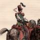 DÉTAILS 03 | Uniforme Militaire - Costume - Guerres Napoléoniennes - Cavalerie Légère - Chasseur à Cheval