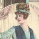 DÉTAILS 03 | Gravure de Mode - Femme Française - Parisienne - France - Quatres Blouses pour le Soir