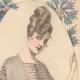 DÉTAILS 02 | Gravure de Mode - Femme Française - Parisienne - France - Quelques Idées de Blouses