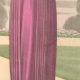 DETAILS 03 | Fashion Plate - French Mode - Parisian Woman - Paris - France - Silk - Dress for the Autumn