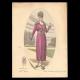 DETAILS 07 | Fashion Plate - French Mode - Parisian Woman - Paris - France - Silk - Dress for the Autumn