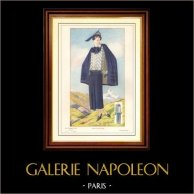 Fashion Plate - French Mode - Parisian Woman - Paris - France - Afternoon Dress - Creation Lelong | Fashion plate. Anonymous. 1930