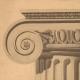 DETAILS 02   Architecture - Ionic Order - Ancient Greece - Acropolis of Athens - Erechtheum