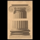 DETAILS 05   Architecture - Ionic Order - Ancient Greece - Acropolis of Athens - Erechtheum