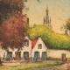 DÉTAILS 03   Village en Campine - Anvers - Limbourg (Belgique) - Brabant-Septentrional (Hollande)