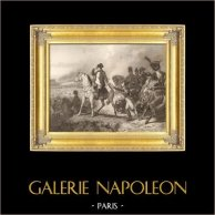 Napoleonic Wars - Austria - Napoleon on his Horse at the Battle of Wagram (1809)