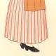 DÉTAILS 04 | Costumes Régionaux Français - Traditions et Folklore - Régions de France - Lorraine - Nancy