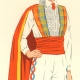 DETAILS 02 | French Regional Costumes - Traditions and Folklore - Regions of France - Basque Country - Dancer