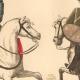 DÉTAILS 06   Histoire de la Mode Française - Costumes de Paris - 17ème Siècle - XVIIeme Siècle - Louis XIV - Timbalier - Tambour à Cheval