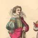 DÉTAILS 01 | Histoire de la Mode Française - Costumes de Paris - 17ème Siècle - XVIIeme Siècle - Louis XIII - Noblesse - Page - Avant l'Edit de Réforme de 1633
