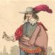 DÉTAILS 03 | Histoire de la Mode Française - Costumes de Paris - 17ème Siècle - XVIIeme Siècle - Louis XIII - Noblesse - Page - Avant l'Edit de Réforme de 1633