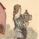 DÉTAILS 04 | Histoire de la Mode Française - Costumes de Paris - 17ème Siècle - XVIIeme Siècle - Louis XIII - Noblesse - Page - Avant l'Edit de Réforme de 1633
