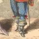 DÉTAILS 06 | Histoire de la Mode Française - Costumes de Paris - 17ème Siècle - XVIIeme Siècle - Louis XIII - Noblesse - Page - Avant l'Edit de Réforme de 1633