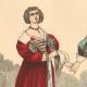 DÉTAILS 01   Histoire de la Mode Française - Costumes de Paris - 17ème Siècle - XVIIeme Siècle - Louis XIII - Noblesse - Après l'Edit de Réforme de 1633