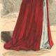 DÉTAILS 04   Histoire de la Mode Française - Costumes de Paris - 17ème Siècle - XVIIeme Siècle - Louis XIII - Noblesse - Après l'Edit de Réforme de 1633