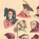DETAILS 01 | French Fashion History - Hairstyle - Headdress - Hat - 14th/15th Century - XIVth/XVth Century - Men