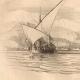 DETTAGLI 01 | Battello - Barca a vela - Nave - Bastimento Francese in Mediterraneo