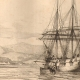 DETTAGLI 03 | Battello - Barca a vela - Nave - Bastimento Francese in Mediterraneo