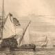 DETTAGLI 04 | Battello - Barca a vela - Nave - Bastimento Francese in Mediterraneo
