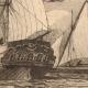DETTAGLI 06 | Battello - Barca a vela - Nave - Bastimento Francese in Mediterraneo
