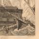 DETAILS 02   Naval Battle - Shipwreck - Boat - Sailboat - Vassel - French Ships