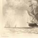 DÉTAILS 01 | Tempête - Naufrage - Bateau - Voilier - Navire - Vaisseau Français Pris dans une Trombe d'Eau