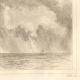 DÉTAILS 02 | Tempête - Naufrage - Bateau - Voilier - Navire - Vaisseau Français Pris dans une Trombe d'Eau