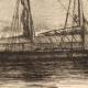 DETAILS 06 | Boat - Sailboat - Vassel - Slavery - Ship for the African Slave Trade - Slave Ship in Africa