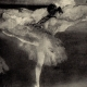 DÉTAILS 02   Impressionnisme - Ballet - Danseuse sur une Pointe (Edgar Degas - 1876)