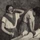 DÉTAILS 02 | Impressionnisme - Deux Repasseuses (Edgar Degas - 1882)