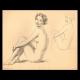 DETALLES 05   Desnudo Artístico - Desnudo Femenino - Mujer - Estudio - Simone - Postura 1