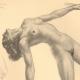 DETALLES 01 | Desnudo Artístico - Desnudo Femenino - Mujer - Estudio - Christine - Postura 3