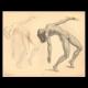 DETALLES 05 | Desnudo Artístico - Desnudo Femenino - Mujer - Estudio - Christine - Postura 3