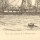 DETTAGLI 01 | Barca a vela - Nave - Bastimento Polacre in Mediterraneo