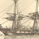 DETTAGLI 03 | Barca a vela - Nave - Bastimento Polacre in Mediterraneo