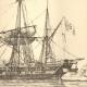DETTAGLI 04 | Barca a vela - Nave - Bastimento Polacre in Mediterraneo