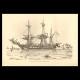 DETTAGLI 06 | Barca a vela - Nave - Bastimento Polacre in Mediterraneo