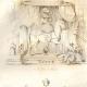 DÉTAILS 02 | Japon - Bouddhisme - Divinité - Le Dieu Amida - Le Dieu Canon Fils d'Amida