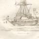 DÉTAILS 01 | Japon - Audience de l'Ambassade Hollandaise en 1776 - Débarquement des Russes